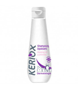 Shampooing apaisant Chien, Chat, Cheval et Nac 200 ml