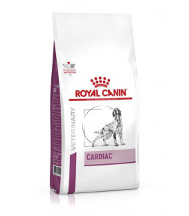 Croquettes CARDIAC Chien Sac 2 kg - Veterinary Health Nutrition