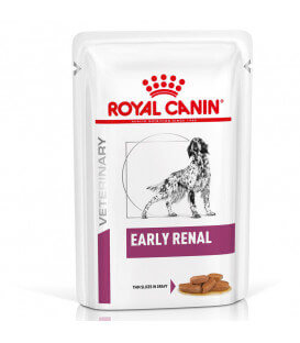 Pâtée EARLY RENAL Chien - Veterinary Heath Nutrition