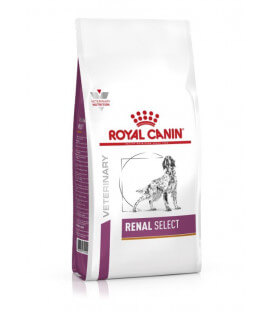 Croquettes RENAL SELECT Chien Sac 10 kg - Veterinary Health Nutrition