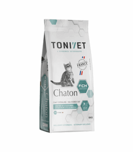 Croquettes CHATON Chat Sac 1,5 kg - Tonivet