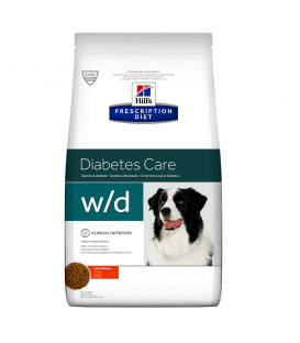 Croquettes W/D DIABETES CARE POULET Chien Sac Sac 1,5 kg - Prescription Diet