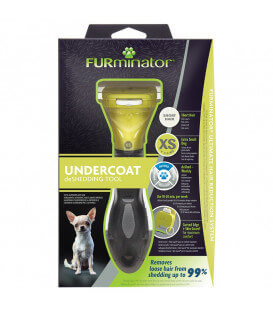 Outil Anti-mue DESHEDDING SMALL POILS COURTS Chien