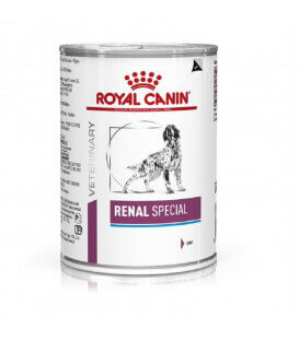 Pâtée RENAL SPECIAL MOUSSE Chien - Veterinary Health Nutrition
