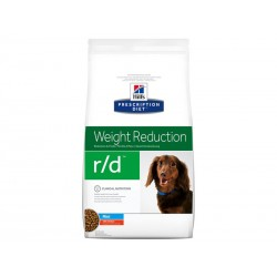 Prescription Diet Chien R/D MINI WEIGHT REDUCTION Sac 1.5 kg