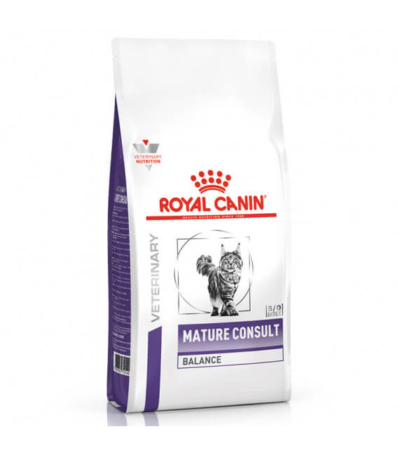 MATURE CONSULT BALANCE Chat Sac 3.5 kg - Veterinary Health Nutrition