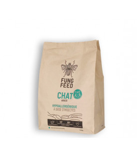 FUNGFEED CHAT HYPOALLERG SAC 1,5 KG