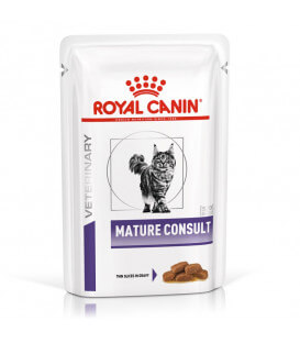 MATURE CONSULT Chat 12x85g - Veterinary Health Nutrition