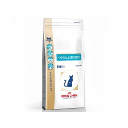 Croquettes HYPOALLERGENIC Sac 4.5 kg Chat - ROYAL CANIN Veterinary Diet