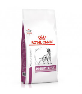 Croquettes MOBILITY SUPPORT Chien Sac 12 kg - Veterinary Health Nutrition