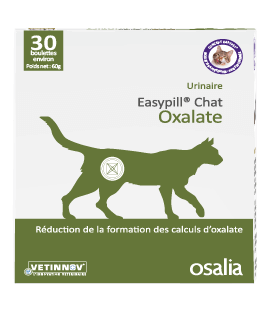 Complément EASYPILL Oxalate CHATS