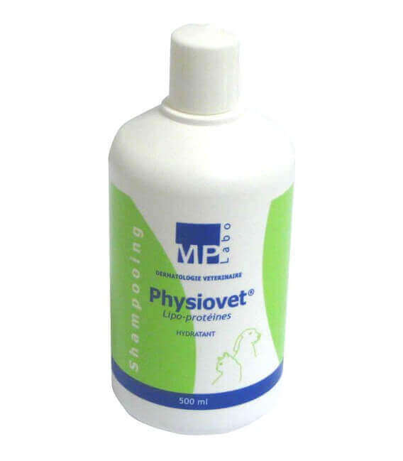 Shampooing PHYSIOVET Chien et Chat 500ml