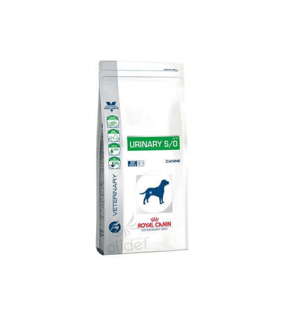 Croquettes URINARY S/O Chien Sac 7.5 kg - Veterinary Diet