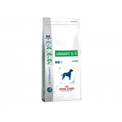 Croquettes URINARY S/O Chien Sac 7.5 kg - Veterinary Health Nutrition