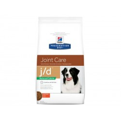 Croquettes J/D REDUCED CALORIE POULET Chien Sac 12 kg - Prescription Diet