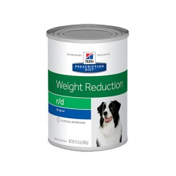 Prescription Diet Chien R/D WEIGHT REDUCTION 12 Boîtes 350 g
