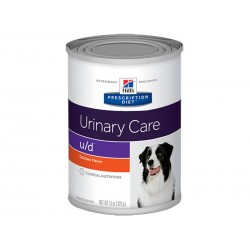 Pâtée U/D URINARY CARE Chien 12x370g - Prescription Diet