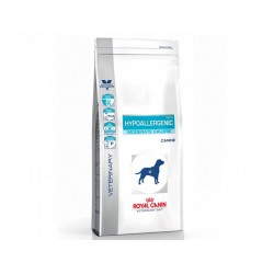 Croquettes HYPOALLERGENIC MODERATE CALORIE Chien Sac 7 kg - Veterinary Diet