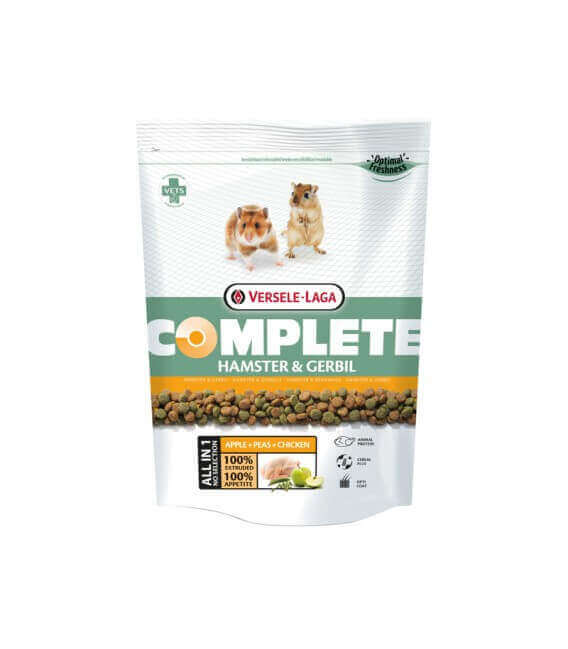 Aliment Hamster Sac 500 g - Complete
