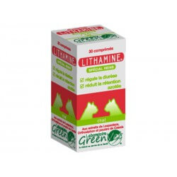 LITHAMINE CHAT PILULIER 30 CP.