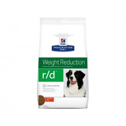 Croquettes R/D WEIGHT REDUCTION Chien Sac 12 kg - Prescription Diet