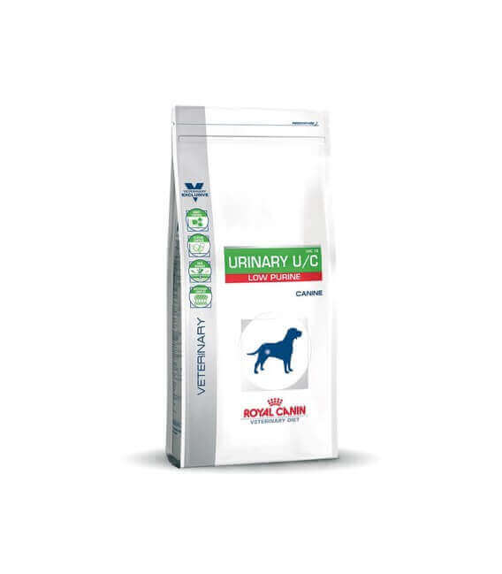 Croquettes URINARY U/C LOW Sac 14 kg - ROYAL CANIN Veterinary Diet