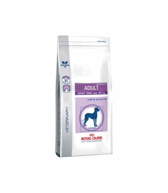 Croquettes ADULT GIANT Chien Sac 14 kg - Veterinary Care Nutrition