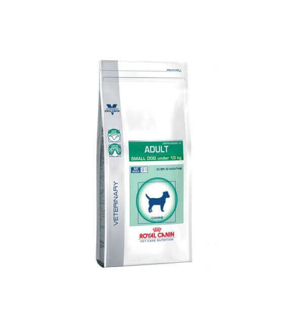 Croquettes ADULT SMALL Sac 8 kg Chien - ROYAL CANIN Veterinary Care Nutrition