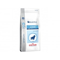 Croquettes JUNIOR LARGE Sac 14 kg Chien - ROYAL CANIN Veterinary Care Nutrition