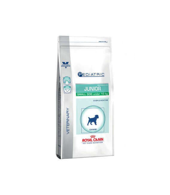 Croquettes JUNIOR SMALL Chien Sac 2 kg - ROYAL CANIN Veterinary Care Nutrition