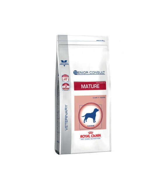 Croquettes MATURE Chien Sac 10 kg - Veterinary Care Nutrition