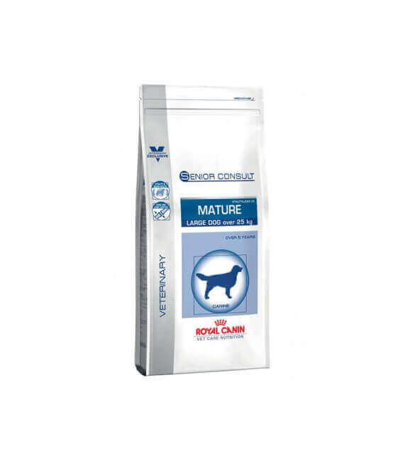 Croquettes MATURE LARGE Chien Sac 14 kg - Veterinary Health Nutrition