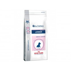 Croquettes NEUTERED JUNIOR MEDIUM Chien Sac 4 kg - Veterinary Care Nutrition