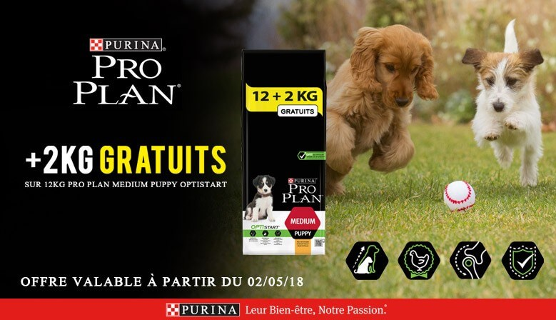Offre Purina Pro Plan
